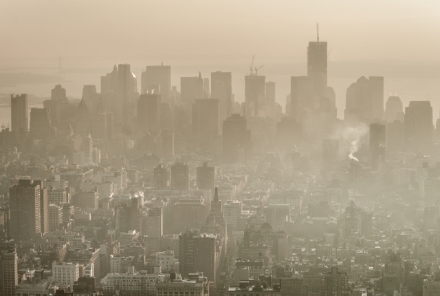 Pollution NYC